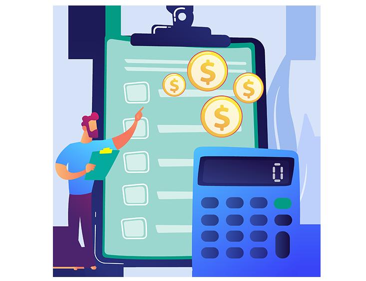 کنترل بودجه در نرم افزار مدیریت قراردادها