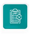 امکان تشکیل بلک لیست